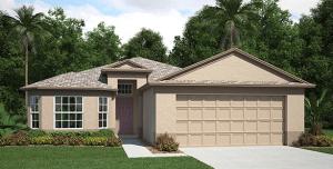 The Oakmont  Model  Tour Lennar Homes Tampa Florida