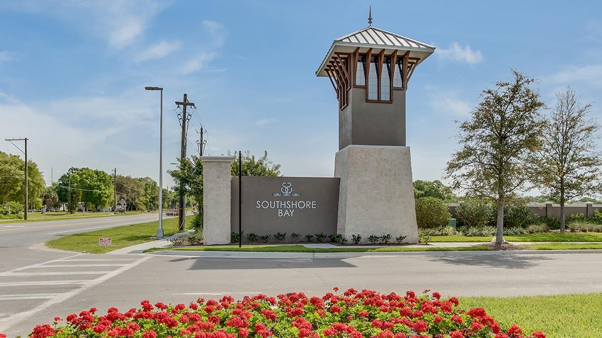 Southshore Bay New Home Community Wimauma Florida