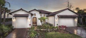 The Boretto  Model Tour Lennar/WCI Homes Tampa Florida