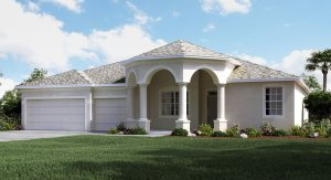 The Doral II Model Tour Lennar Homes Riverview Florida