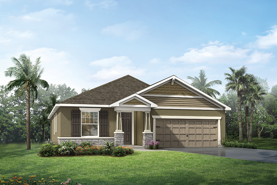 Meadowgrove New Home Community Valrico Florida