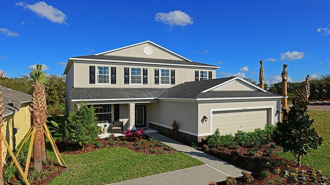 Oak Creek New Home Community Riverview Florida