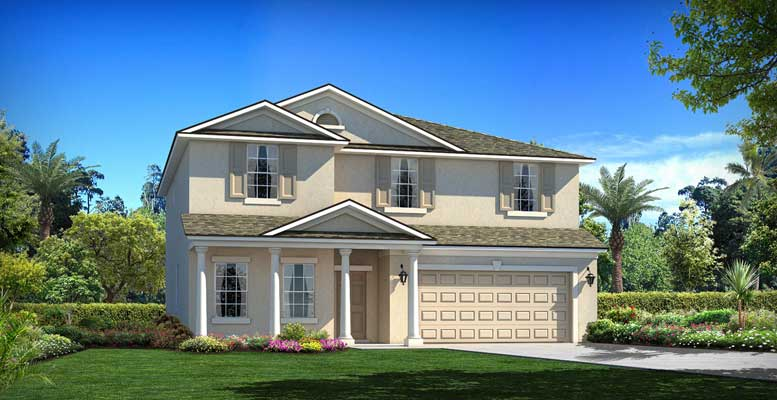 Holiday Builders Homes  Riverview Florida