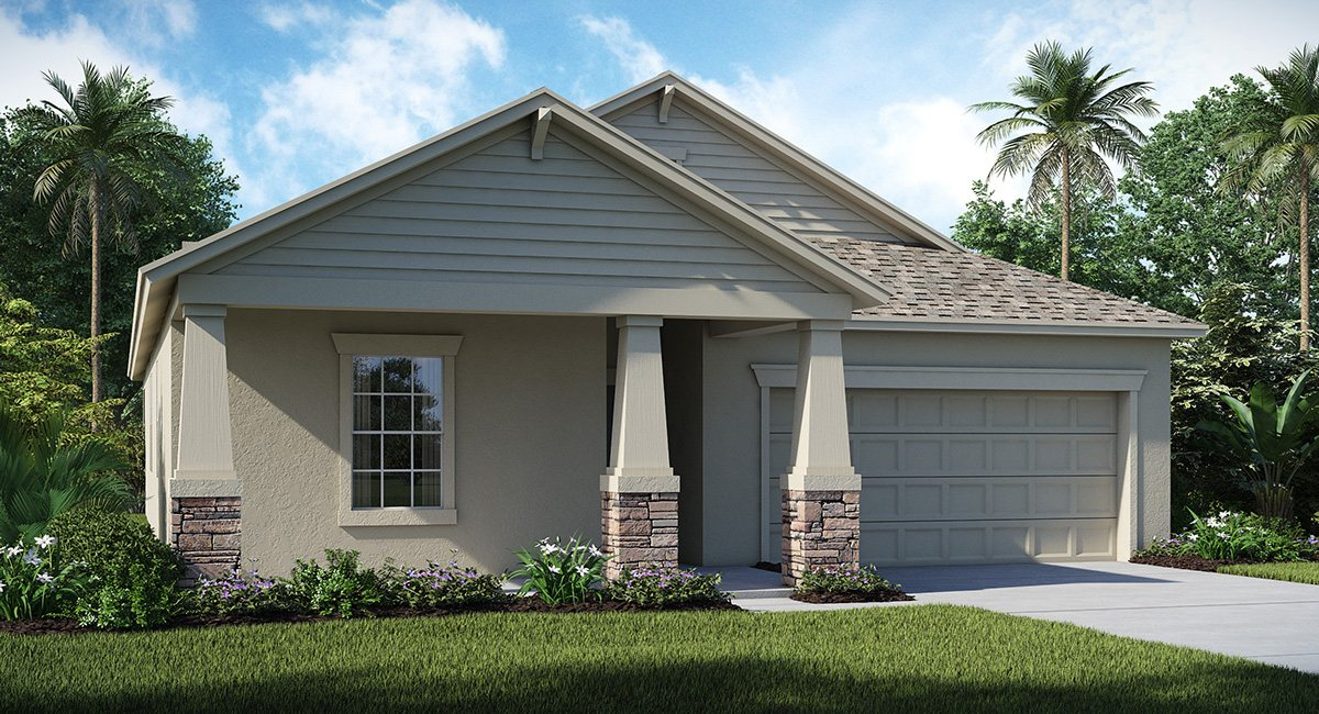 New Homes Communities Lennar Homes Tampa Florida