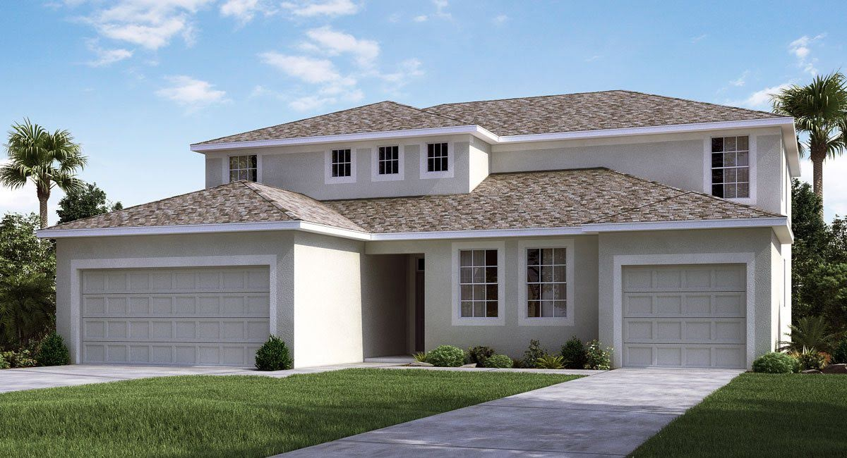 Belmont The  Liberation  Model Tour Lennar Homes Ruskin Florida