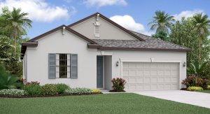 The North Carolina Model Tour Lennar Homes Belmont  Ruskin Florida