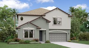 The Vermont  Model Tour  Lennar Homes Tampa Florida