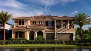The Barrington Model Tour Lennar Homes Tampa Florida