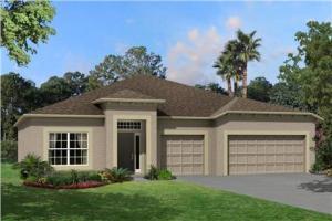 The Corina III Model Tour Ventana M/I Homes   Riverview Florida