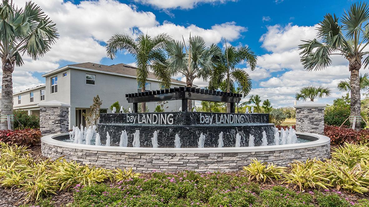 Bay Landing New Home Community Sarasota Florida