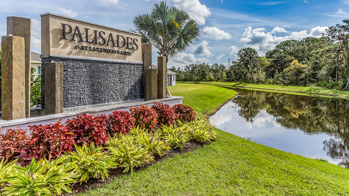 Palisades at Lakewood Ranch New Home Community Lakewood Ranch Florida