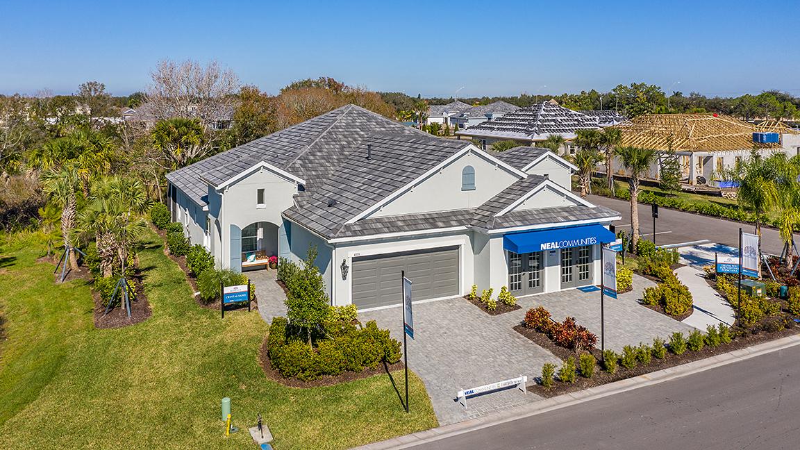 Poinciana New Home Community Bradenton Florida