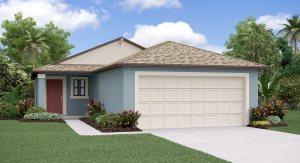 The Albany Model Tour Creek Preserve Lennar Homes Wimauma Florida