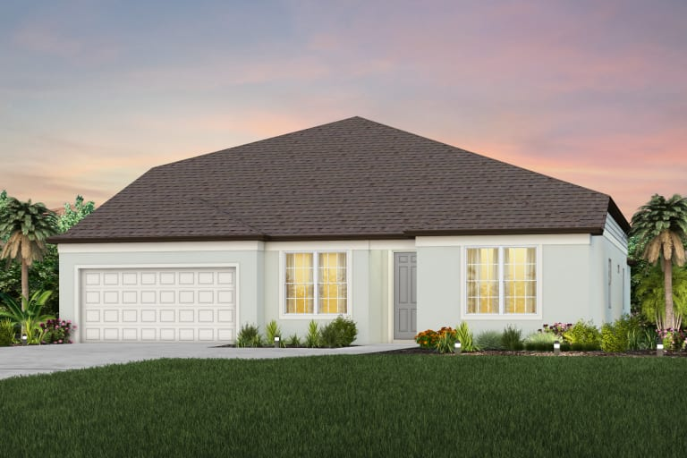 The Easley Grand Model Tour Hammock Crest Pulte Homes Riverview Florida