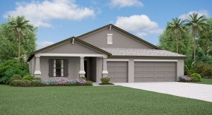 Read more about the article The  Santa Fe Model Tour Spencer Creek Lennar Homes Ruskin Florida