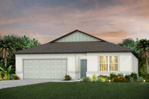 The Chapman  Model Tour North River Ranch Centex Homes Parrish Florida