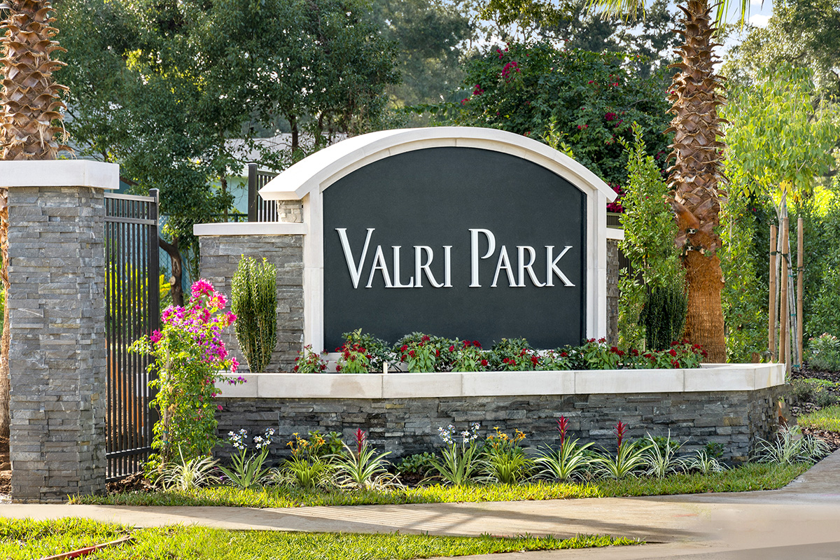 Valri Park New Home Community Valrico Florida