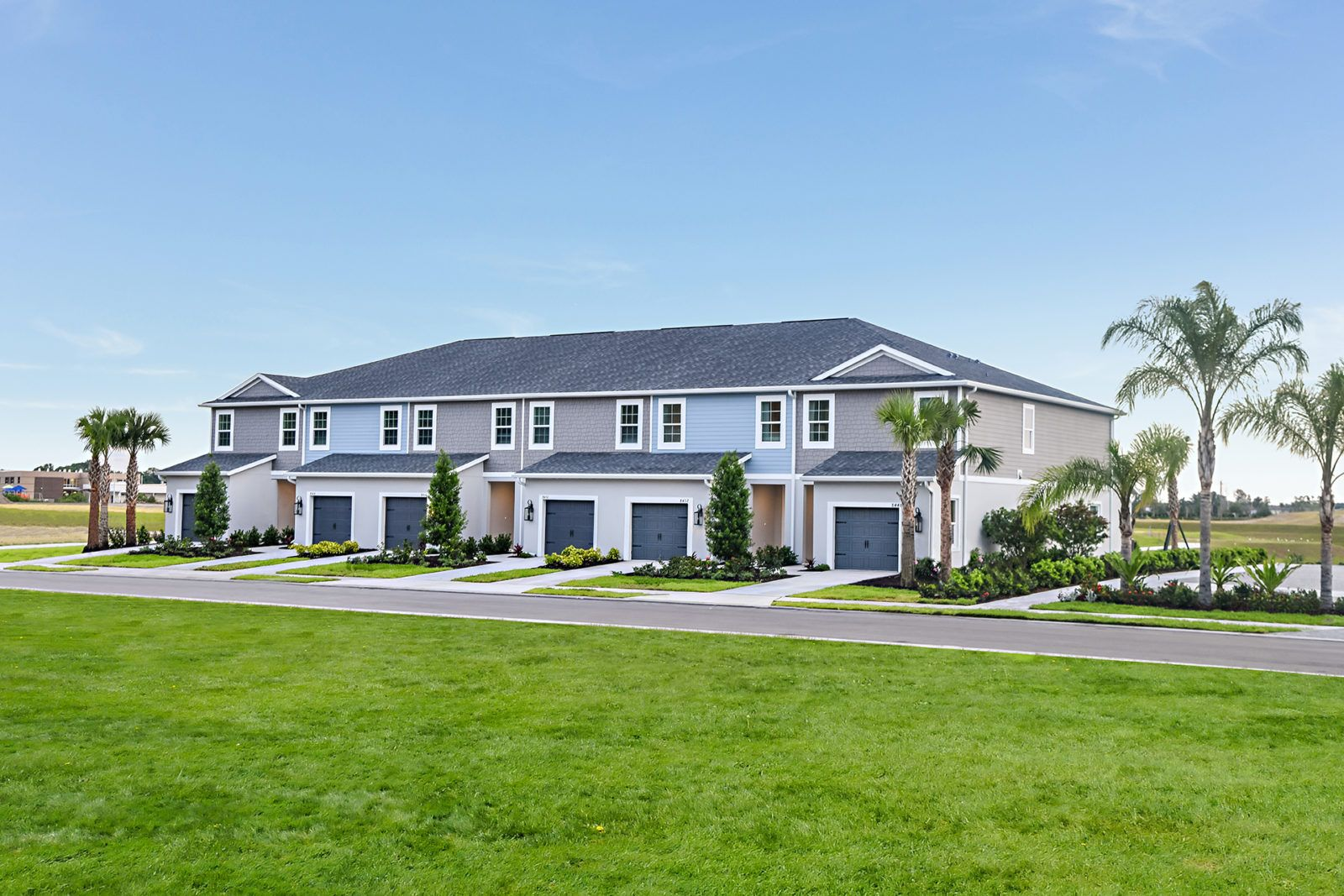 Riverfield  New Townhomes Community North River Ranch Parrish Florida