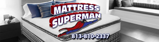 Tampa Mattress Superman Is The Most Recognized Name For S In