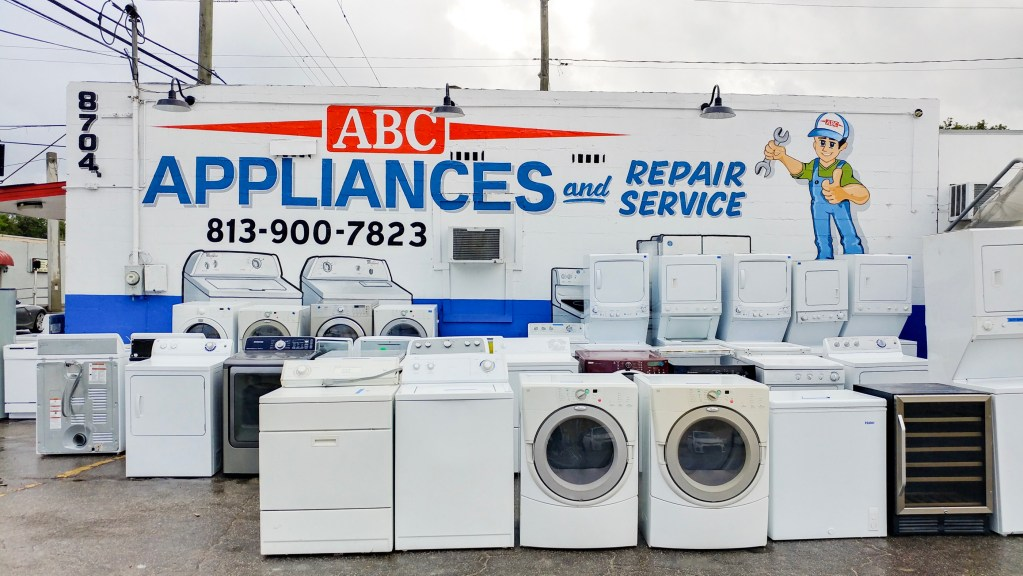 Free Appliance Removal, Recycling, and Disposal Services in