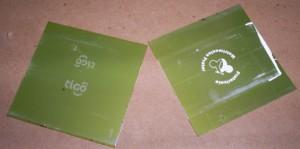 Placas de tampografía de polímero