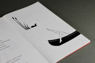 The Naughty Forty Book Design and Illustration