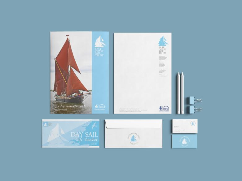 ECST Stationery Design