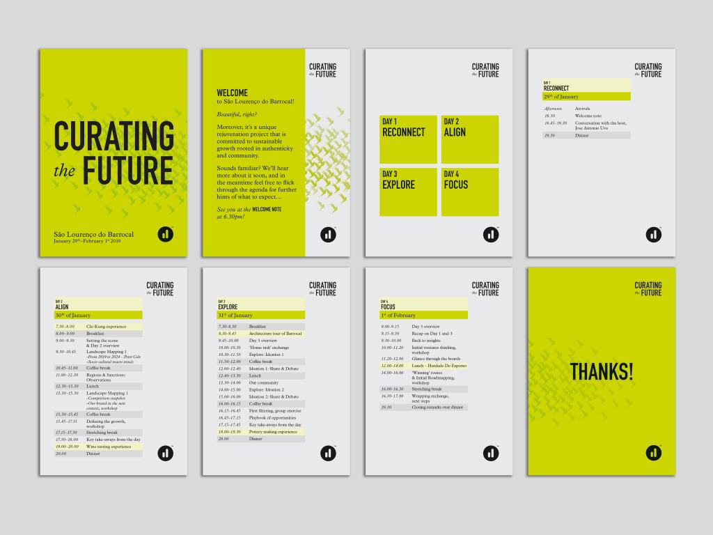Curating the Future Agenda Cards