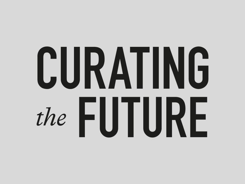 Curating the Future Logo