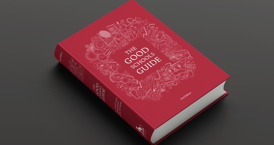 The Good Schools Guide 22nd Edition Cover Design