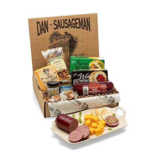 Charcuterie Gift Basket on Amazon for $39.95