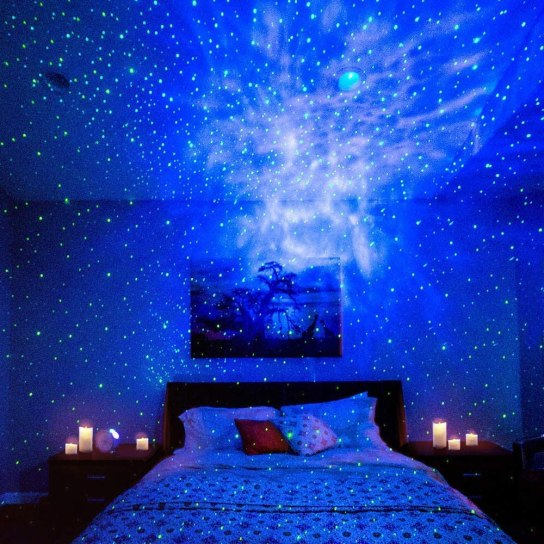 Star Projector on Amazon for $49.99