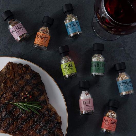 Smokehouse Seasoning Gift Set on Amazon for $39.99