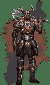 Medium Nord armor small