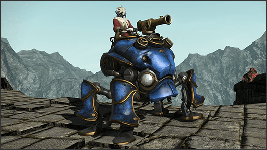 A_new_mount_added_in_ffxiv_Alexander