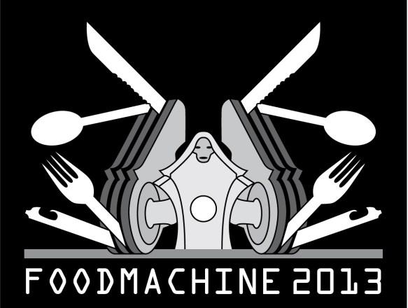 Foodmachine-Black