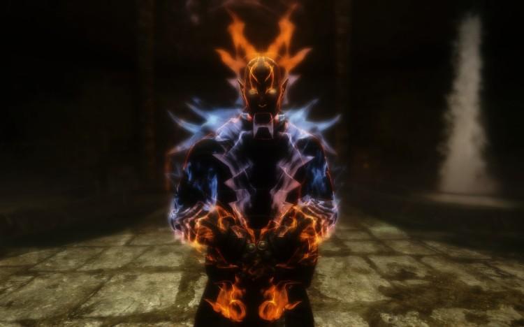 Mystic Falls Wallpaper Tamriel Vault Character Build The Aetherial Mystic