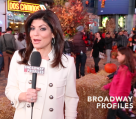 Tamsen Fadal Host of Broadway Profiles