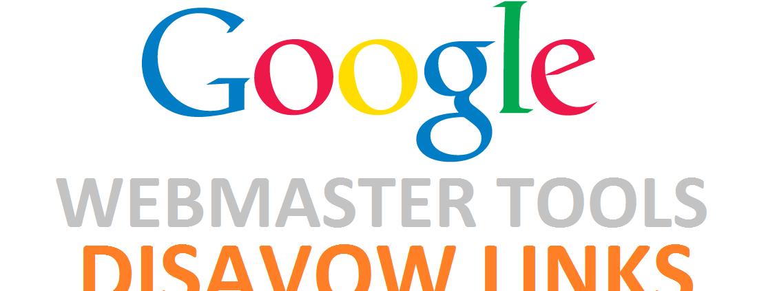 google disavow links