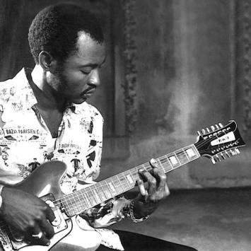 L'artiste musicien EBOA LOTTIN en grand  poète et  bibliothèque  de la musique Camerounaise s'éteint a 55 ans