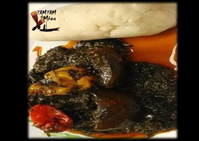 COMMENT RÉUSSIR LE ERU AUTHENTIQUE – Nourriture traditionnelle du Sud- Ouest Cameroun?