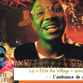 La « Fête Au Village » avec Stanley Enow, l'ambiance de ça – Tamtam Du Mboa.