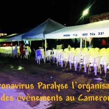 Coronavirus Paralyse l'organisation des événements au Cameroun
