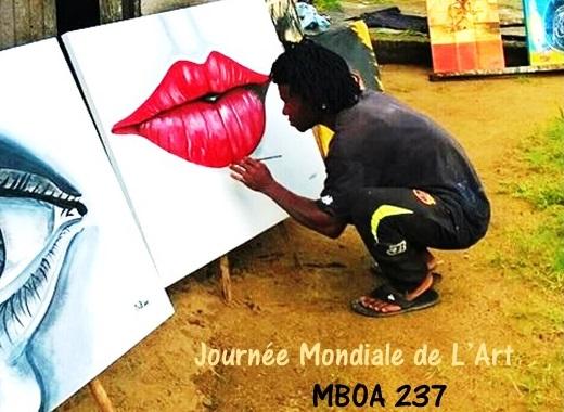 15 Avril 2020: Une Journée mondiale de l'Art qui passe inaperçue.