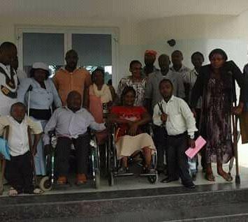 """[CULTURE] Kamitik Africa, la donne change avec les """"Handicapable""""."""