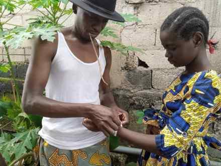 Les rites de « Laver – mains » en pays Bassa