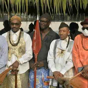 Au Cameroun, Lilian Thuram intronisé au titre de notable d'honneur sawa par le Ngondo
