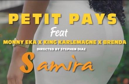 Mony Eka de Petit Pays Samira