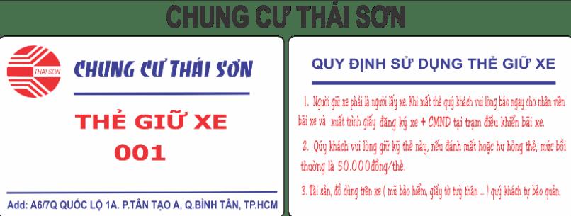 CHUNG CU THAI SON