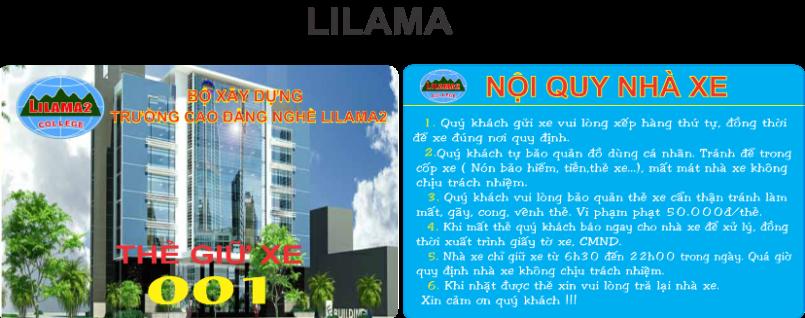 LILAMA 2